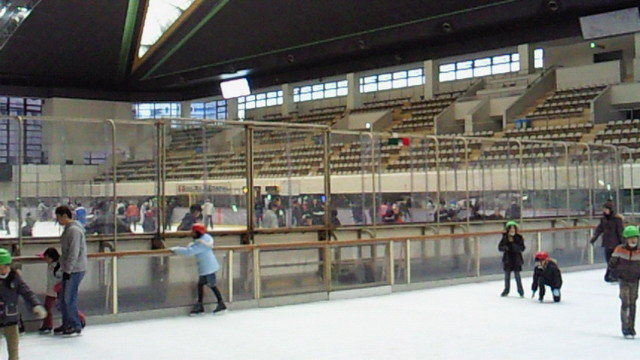 スケート天国